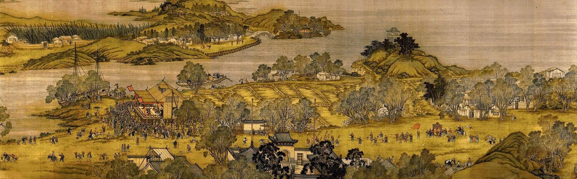 《清明上河图》暗藏心悸史实:京城防御如同纸糊 - 静水流深 - 静水流深